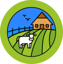 Rural Life Icon